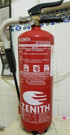 Extintor ZENITH - 6 Kg