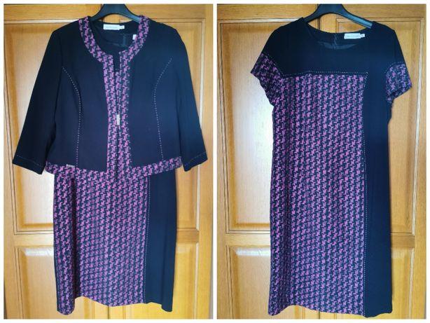 Garsonka + sukienka Vittoria Giovani rozmiar 48