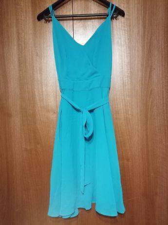 Sukienka turkusowa ORSAY rozm 34