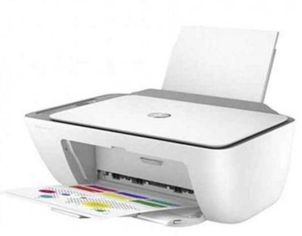 Impressora HP Deskjet 1512 multifunções.