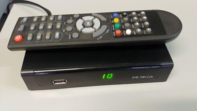 Tuner TV Skymaster DVBT DVBT2 telewizja naziemna