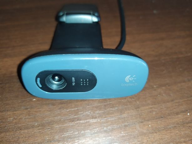 Веб-камера Logitech C270 | HD (1280x720) с микрофоном | USB