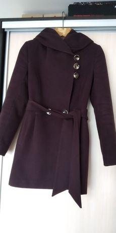 Пальто з капюшоном Steka