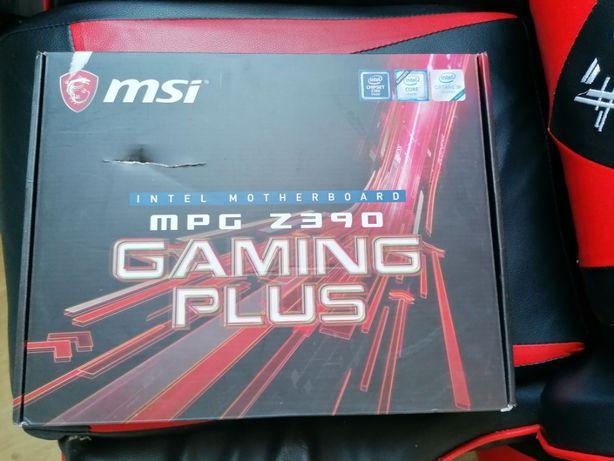 MSI MPG Z390 Gaming Plus s1151 ATX + GRATIS Słuchawki