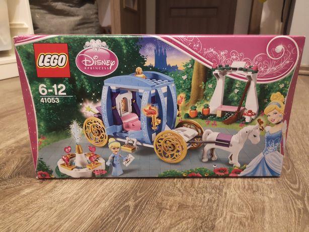 Kopciuszek Lego Klocki Disney Księżniczki 41053