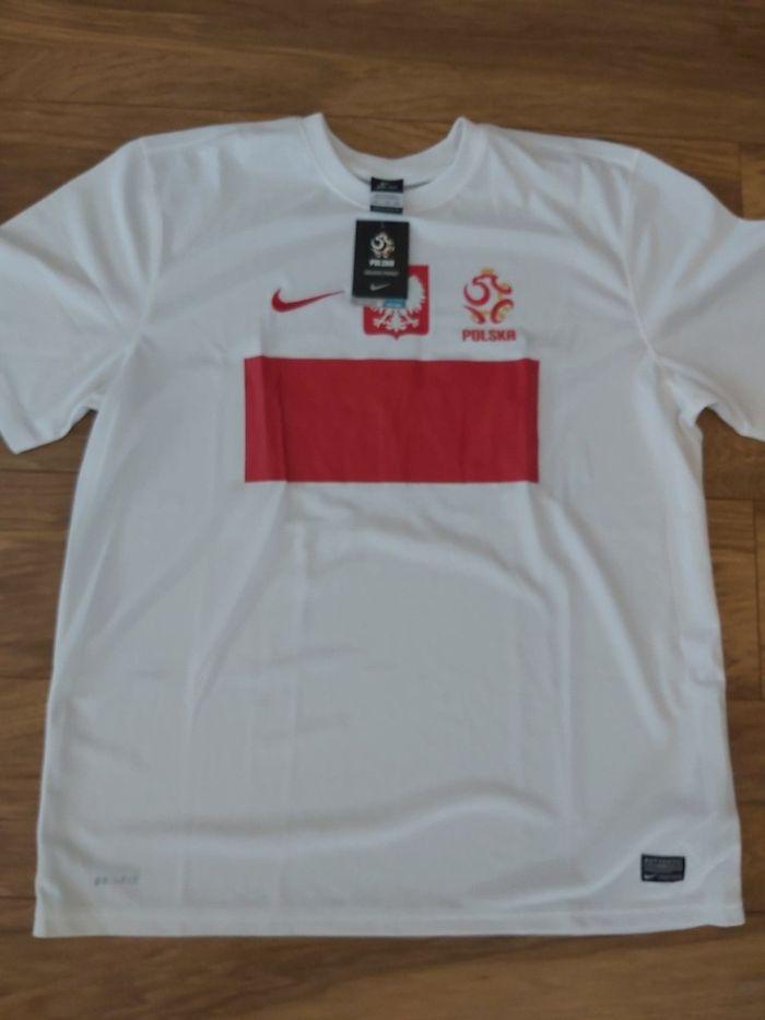 Koszulka T-shirt Polska Nike rozm xxl wyprzedaż Sędziszów Małopolski - image 1