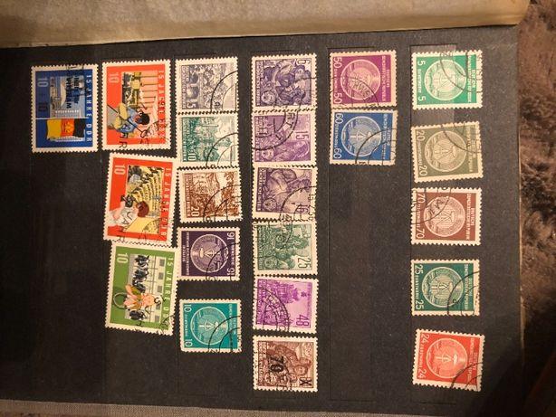 Znaczki pocztowe z ubiegłego stulecia z całego świata WIELE KLASERÓW