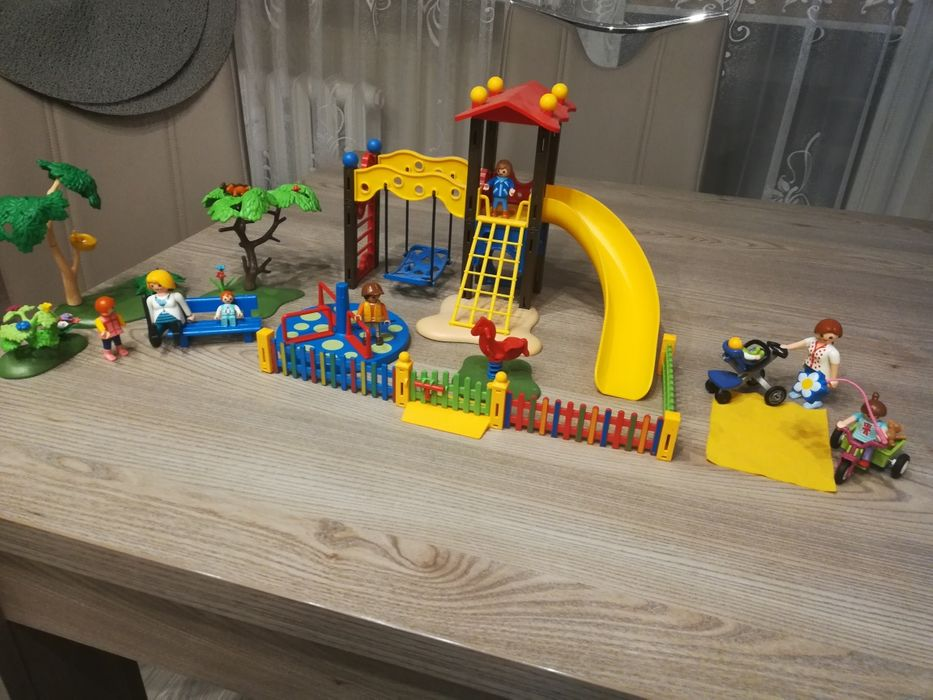 Dwa zestawy playmobil 5568 i 9103 Legnica - image 1