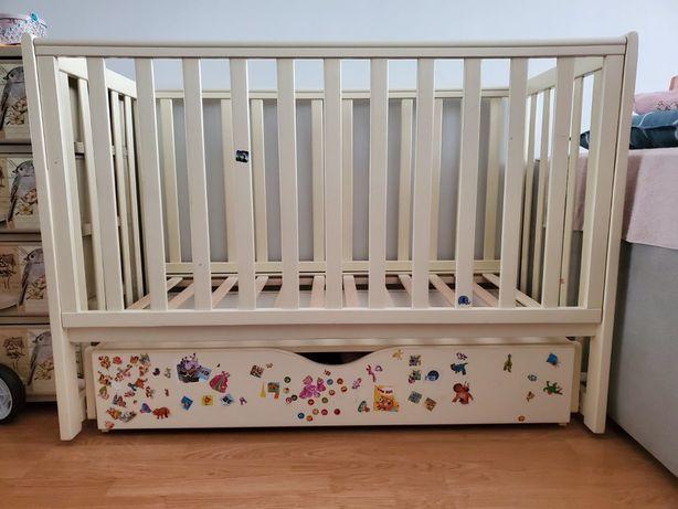 Детская кроватка Верес Соня ЛД 13 срочно продам