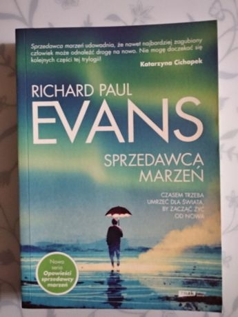Nietrafiony prezent/Sprzedawca marzeń - R.P. Evans