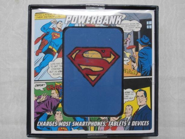 Power Bank Superman Baterii orginal DC Comics