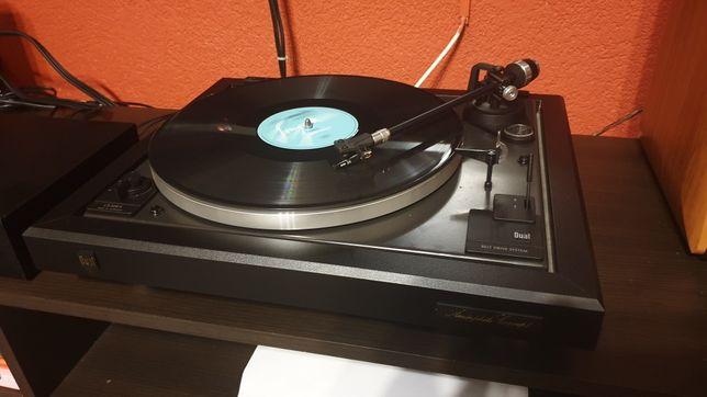 Gramofon Dual CS 505-4 Audiophile Concept, stan gabinetowy