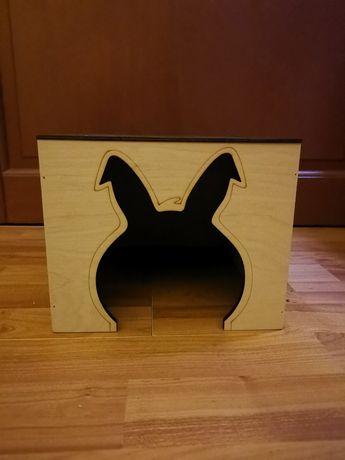 Domek dla królika świnki