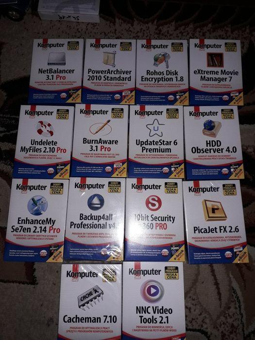 Programy Komputerowe Z Serii Komputer Świat Ryki - image 1