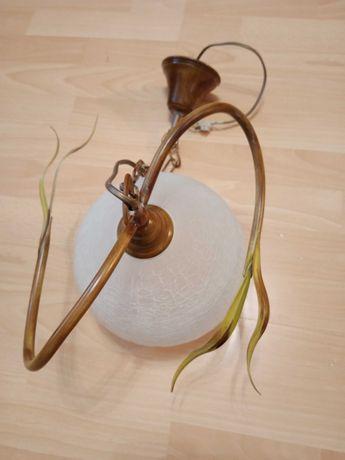 Lampa sufitowa na lancuchu