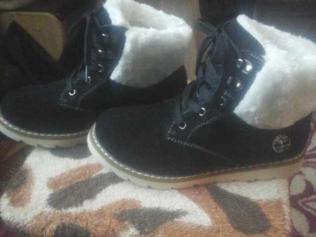 Взуття на хлопчика зимове.
