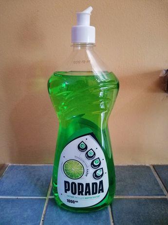 Porada густое средство для мытья посуды 1л