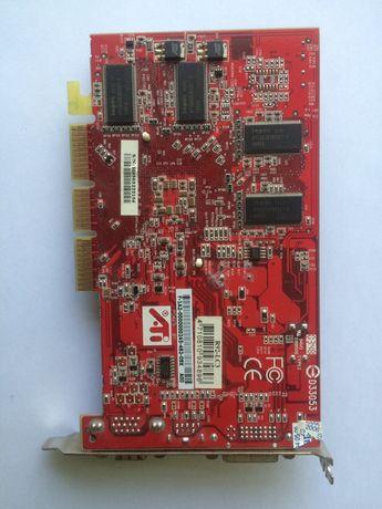 Продам видеокарту ATI Radeon 9200 128MB