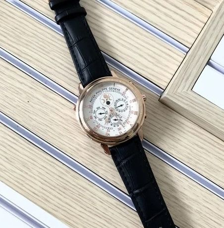 Международный бренд Мужские часы Patek Philippe sky moon