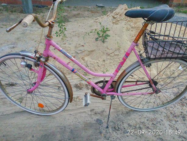Rower damski Romet sprawny