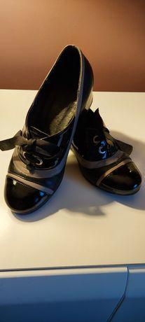 Buty skórzane Ryłko