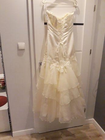 Suknia ślubna JAK NOWA!!!