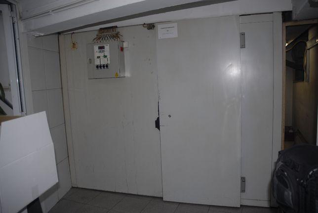 Camara frigorifica para conservação ou congelados