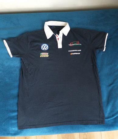 Koszulka polo t-shirt  Volkswagen Racing Castrol rozmiar XXL