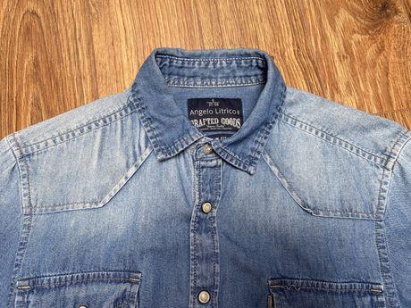 Koszula jeans C&A S