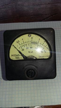 комбіновані електро вимірювальні прилади