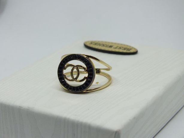 **Nowy złoty pierścionek 3,44g p.585-Lombard Stówka**