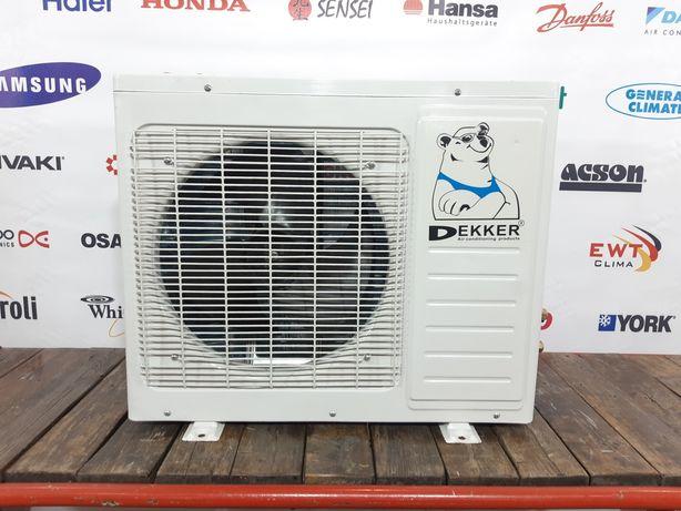 Наружный блок кондиционера Dekker - 9, фреон (R-22) зима/лето до -7C°