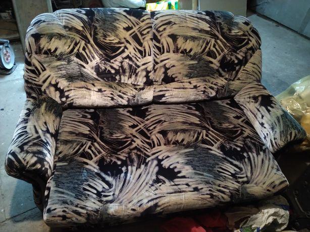 sofę rozkładana dobry stan