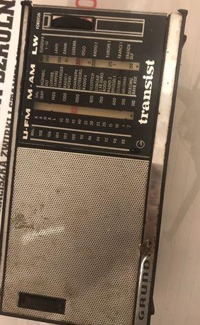 Stare radio Grundig