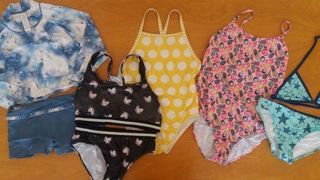 Lote Fato do banhos/bikini NOVO 12-13 Primark /next