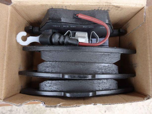 Тормозные колодки оригинальные VAG 5K0698151 передние, комплект