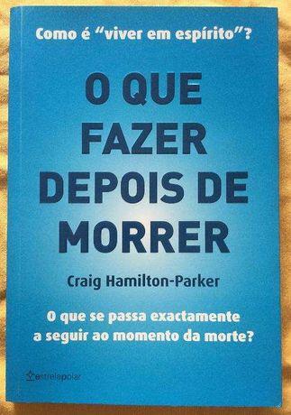 O Que Fazer Depois de Morrer-Craig Hamilton-Parker-estrela polar NOVO