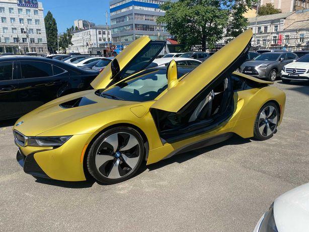 BMW i8 2017 год Protonic Frozen Yellow
