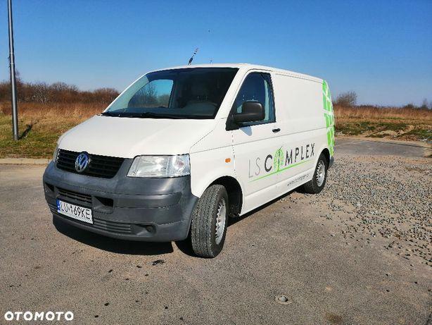 Volkswagen Transporter  VW T5 blaszak, 102 km, Faktura Vat 23% , Stan bardzo dobry