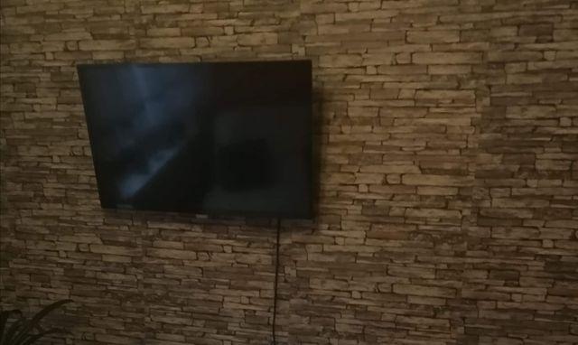 Sprzedam telewizor philips z uchwytem