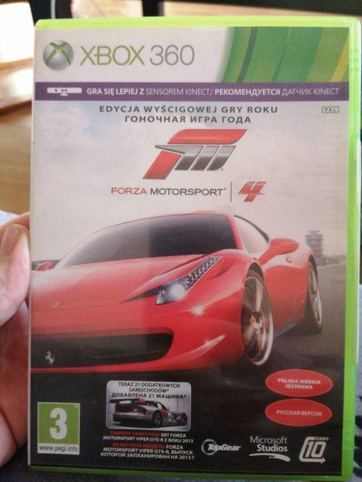 Forza motorsport 4 xbox 360 Poznań - image 1