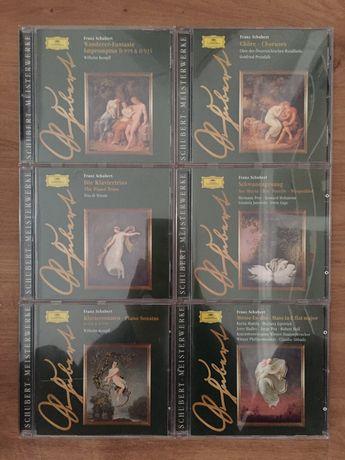Coleção 6 CDS Franz Schubert