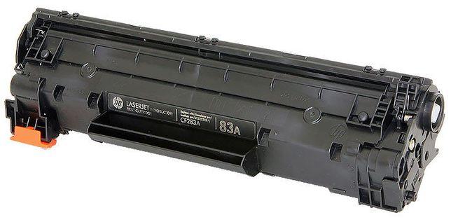 Картридж оригинальный HP 83A для HP для M125/M127/ (восстановленный)