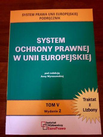 System ochrony prawnej w Unii Europejskiej