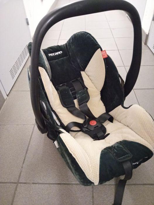 Baza isofix i Nosidło fotelik Recaro 0-13 kg wkładka dla niemowlaka Ząbki - image 1