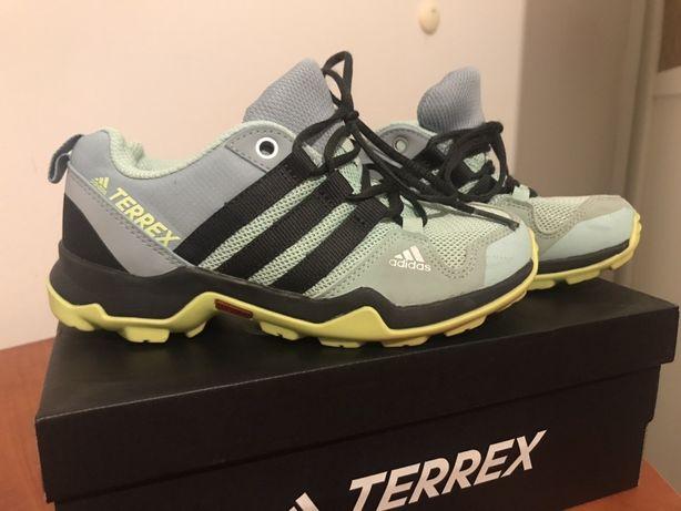 Adidas dziecięce trekingi mint TERREX AXR2 K hiking shoes r 30