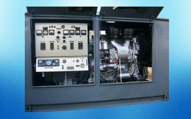 Дизель-генератор ЯАЗ-204 мощностью 30 квт