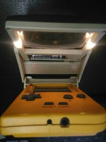 Lupa iluminada GameBoy pocket