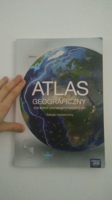 Atlas do geografii NOWA ERA zakres rozszerzony Sosnowiec - image 1