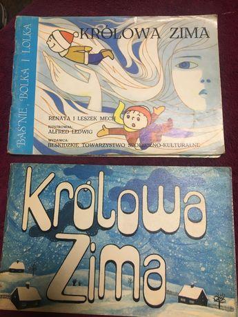Książki dla dzieci PRL
